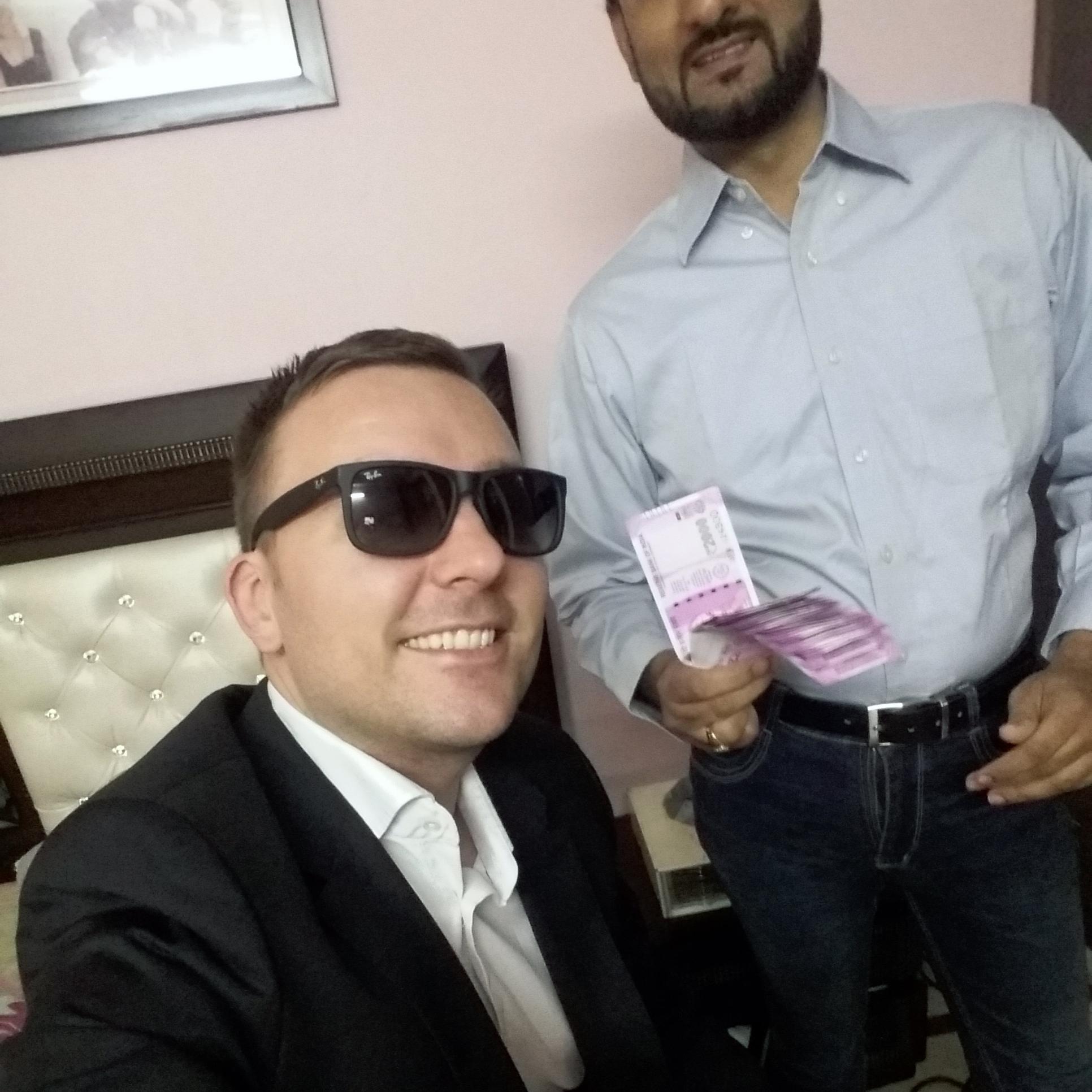 tips geld india