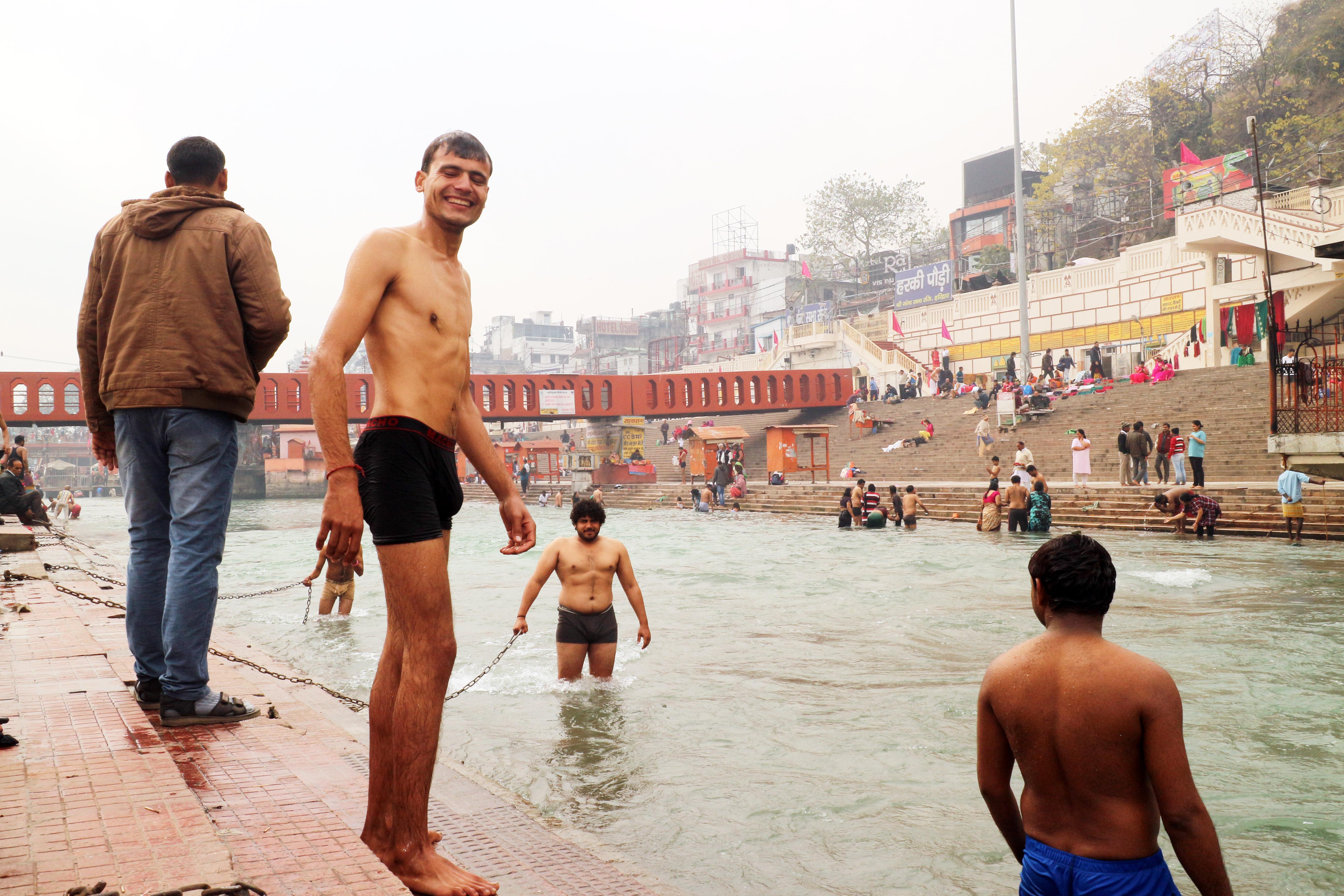 Haridwar Ganges